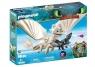 Playmobil Dragons: Biała Furia z małym smokiem i dziećmi (70038)