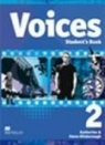 Voices 2 Student's Book + CD
