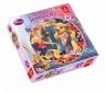 Puzzle 150 okrągłe Zaplątani Roszpunka TREFL (39038)