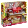 Barbie Pizzeria zestaw + lalka (FHR09)