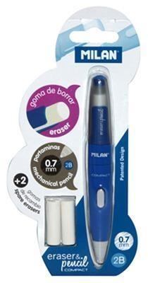 Ołówek mechaniczny Compact 2B MILAN