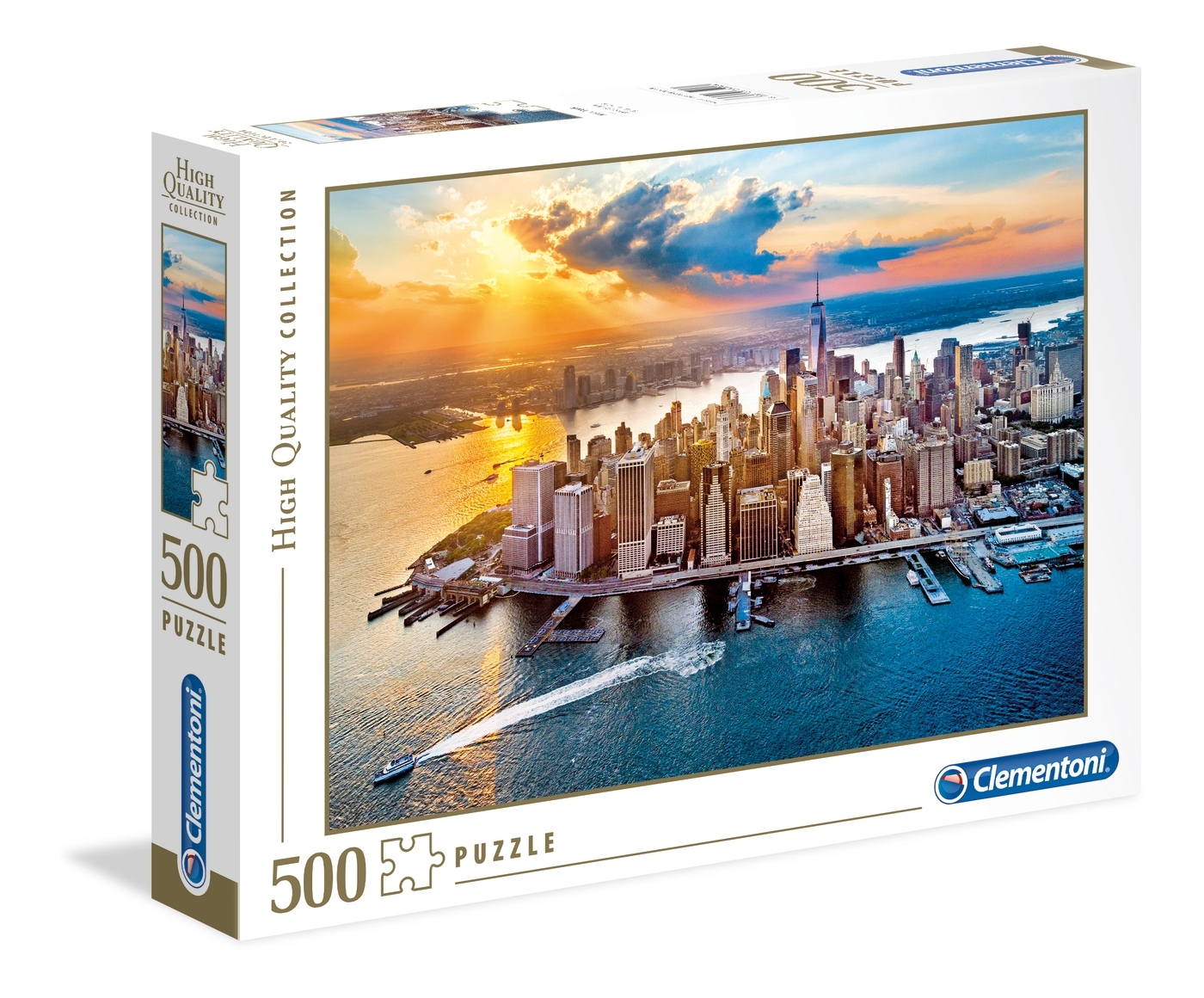 Puzzle High Quality Collection 500: New York (35038)