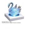 Podstawka dekoracyjna LED Crystal Puzzle (1384 LED)