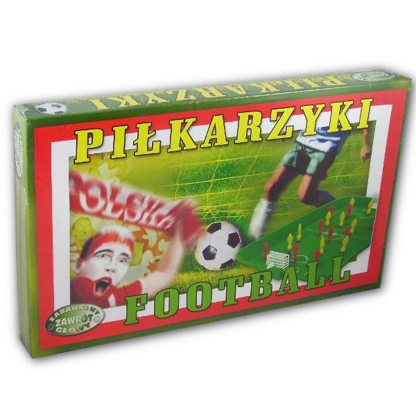 DROMADER Gra Piłkarzyki na sprężynkach (404-01)