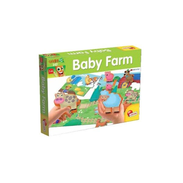 LISCIANIGIOCHI Carotina Baby Farma (53384)