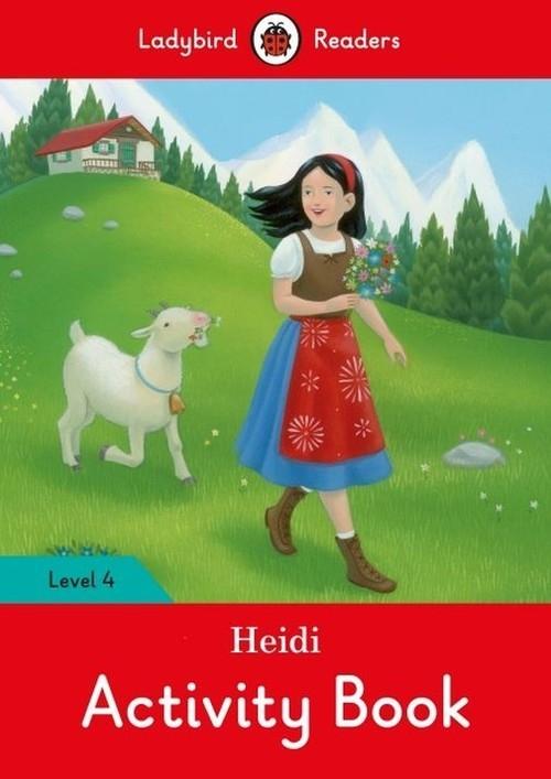 Heidi Activity Book Level 4