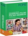 Słownik duży szkolny niemiecko-polski polsko-niemiecki 70 000 haseł i