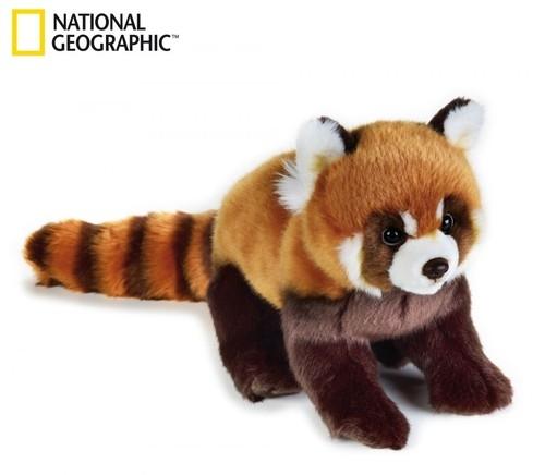 Plusz Basic Panda czerwona