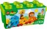 Lego Duplo: Pociąg ze zwierzątkami (10863)