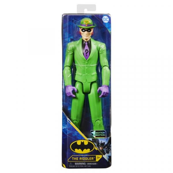 Figurka Batman 30 cm Riddler S1 V1 (6055697/20129643)