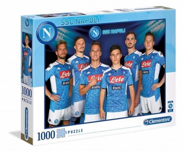 Puzzle 1000 elementów Napoli (39538)