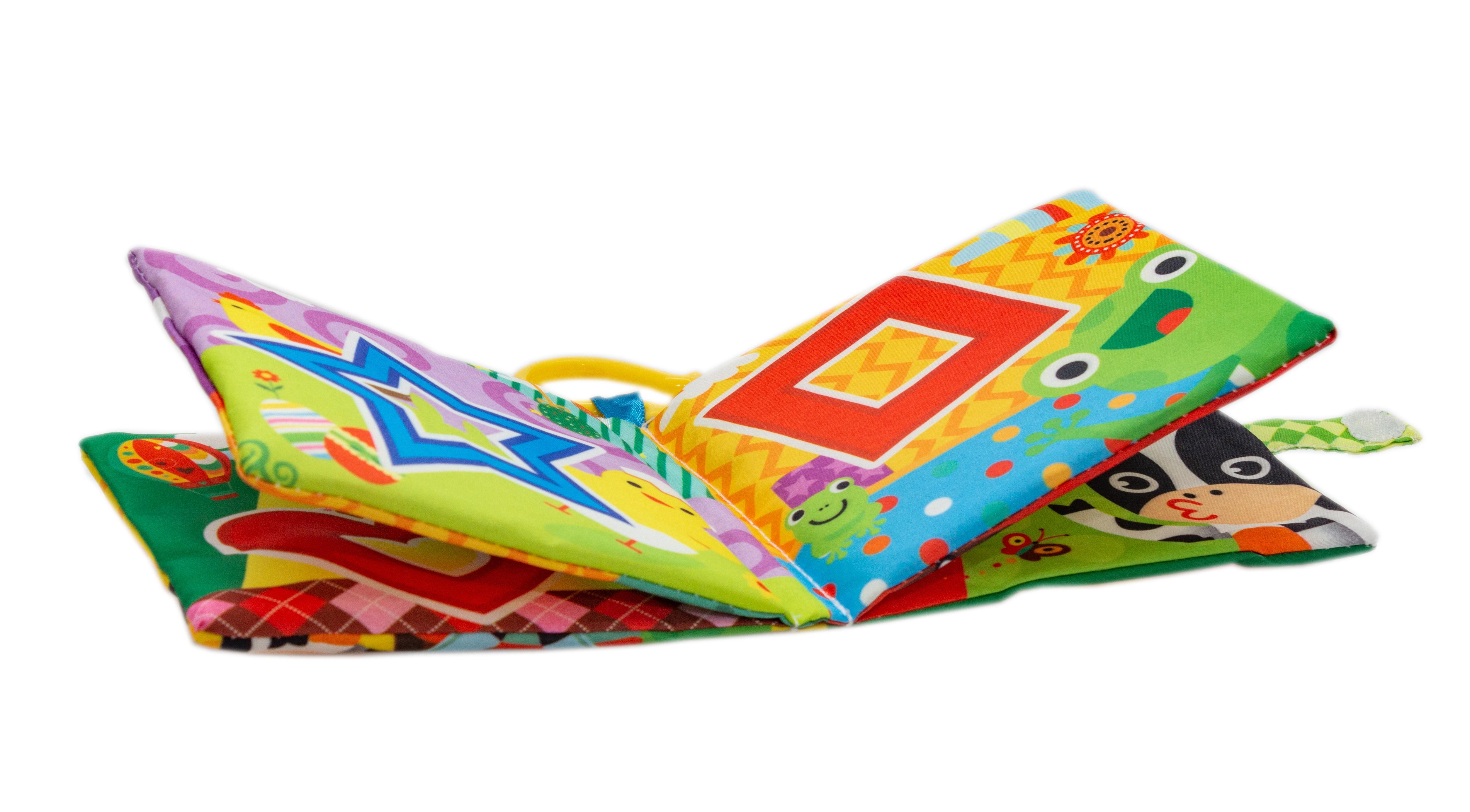 Miękka książeczka - kształty (101385)