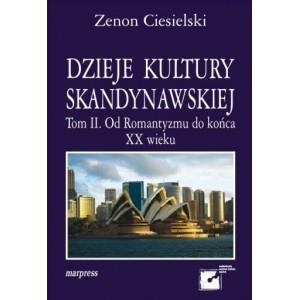Dzieje kultury skandynawskiej Tom 2 Ciesielski Zenon