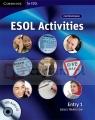 ESOL Activities Entry 1 +Audio CD