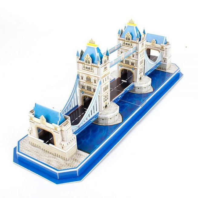Puzzle 3D: Tower Bridge (306-20238)