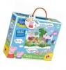 Puzzle velvet touch 35: Peppa Pig - Fairy Land (43385)<br />Wiek: 3+