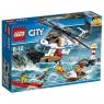 Lego City. Helikopter ratunkowy do zadań specjalnych, 415 elem. 60166
