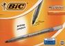 Długopis Round Stic czarny pudełko 60 sztuk