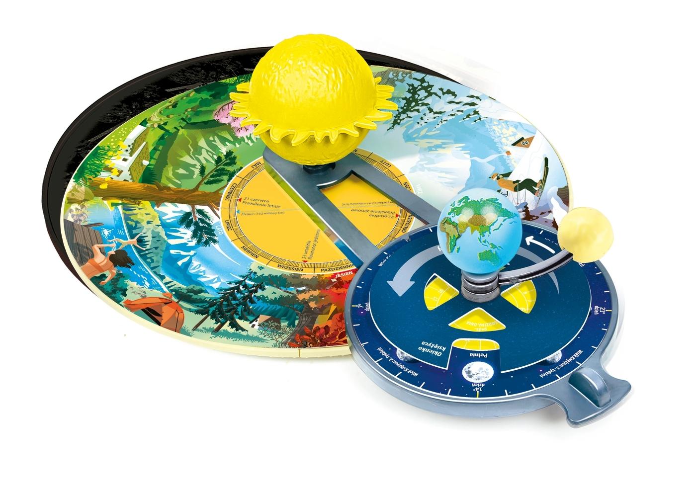 Naukowa Zabawa: Planeta Ziemia (50638)