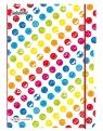 Notatnik PP my.book Flex A4/2x40k linia, kratka - Smiley (50001712)