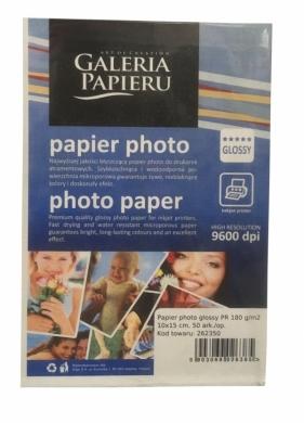 Papier foto Argo 10x15 cm 180g Glossy PR op. 50 arkuszy