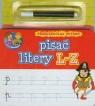 Przedszkolak potrafi pisać litery L-Z