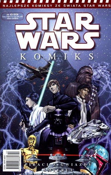 Star Wars komiks. Piraci z Gwiazdy Śmierci praca zbiorowa