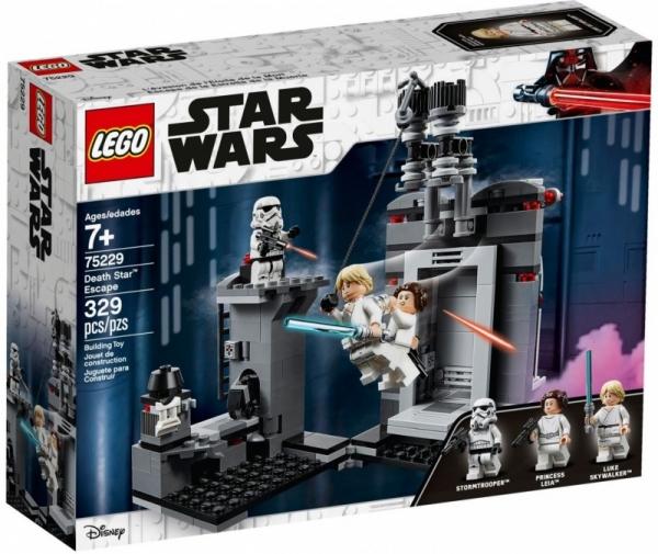 LEGO Star Wars: Ucieczka z Gwiazdy Śmierci (75229)