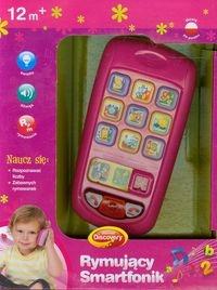 Rymujący smartfonik (DD42038)