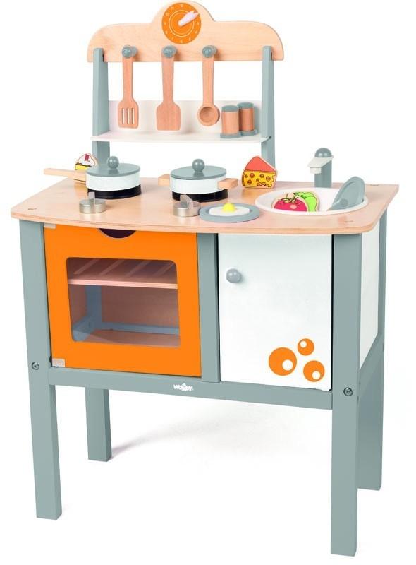 Kuchnia z akcesoriami 50 cm (91838)