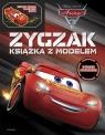 Auta 3 Zygzak Książka z modelem