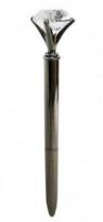 Długopis z diamentem tytan