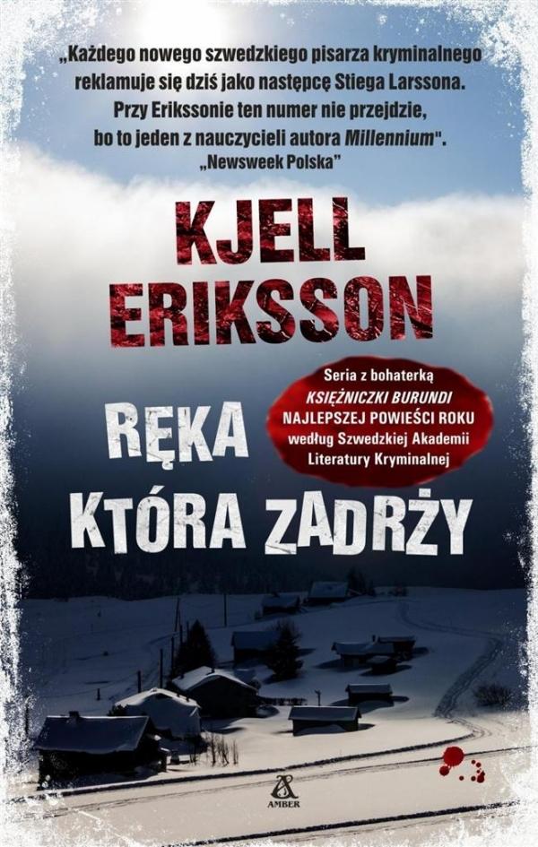 Ręka, która zadrży Eriksson Kjell