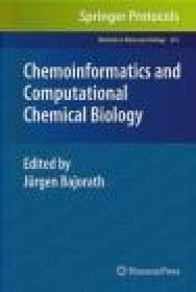 Chemoinformatics and Computational Chemical Biology Jurgen Bajorath, J Bajorath