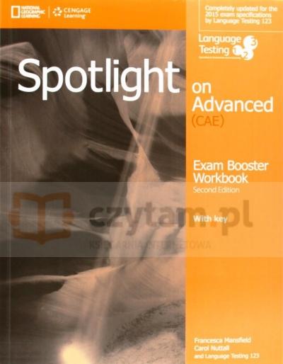 Spotlight on Advanced WB+key 2ed with Audio CDs Carol Nuttall