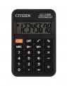 Kalkulator kieszonkowy Citizen LC-110NR czarny, 8-cyfrowy