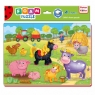Baby puzzle A4 Funny pictures
