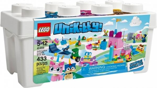 Lego Unikitty: Kreatywne pudełko z klockami z Kicią Rożek (41455)