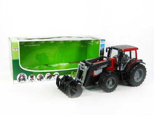 Traktor z ładowarką 52cm