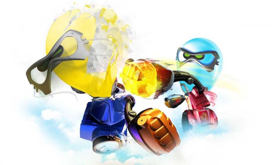 Robo Kombat - Balloon Puncher 2-pak (S 88038)