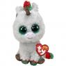 Beanie Boos Christmas Snowfall - Jednorożec 15cm