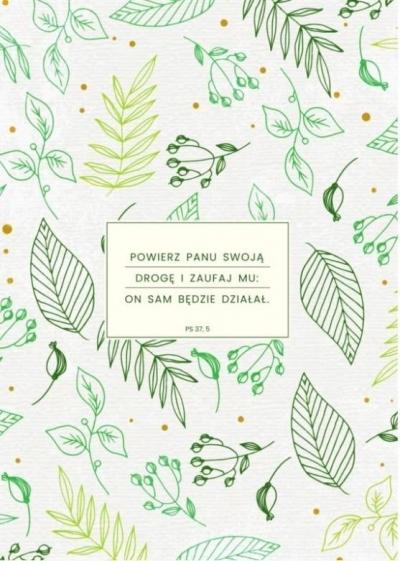 Mój dziennik - Powierz Panu swoją drogę