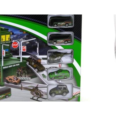 Parking samochodowy Adar wojskowy (504387)