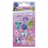 Naklejki Sticker BOO puffy Littlest Pet Shop