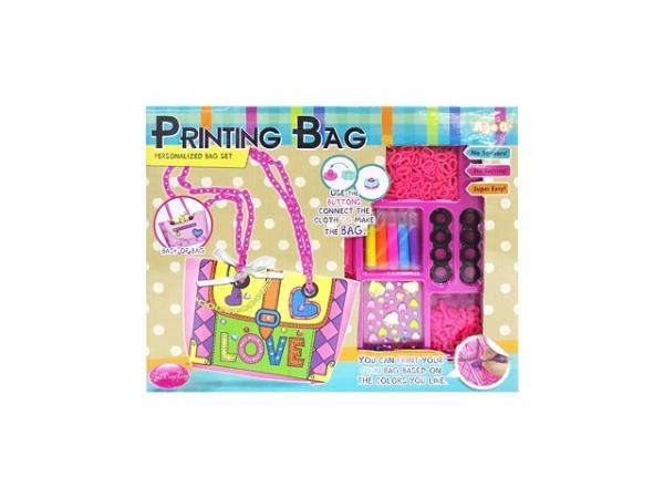 Zestaw kreatywny torebka - printing bag (7114765)
