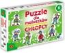 Puzzle dla maluszków - Chłopcy (0538)
