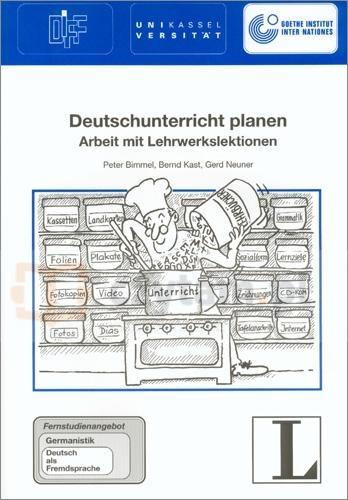 Deutschunterricht palanen +DVD P. Bimmel,  Bernd Kast, Gerhard Neuner