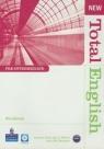 New Total English Pre-Intermedia Workbook z płytą CD