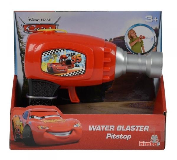 Pistolet na wodę Pitstop Cars (107052032)