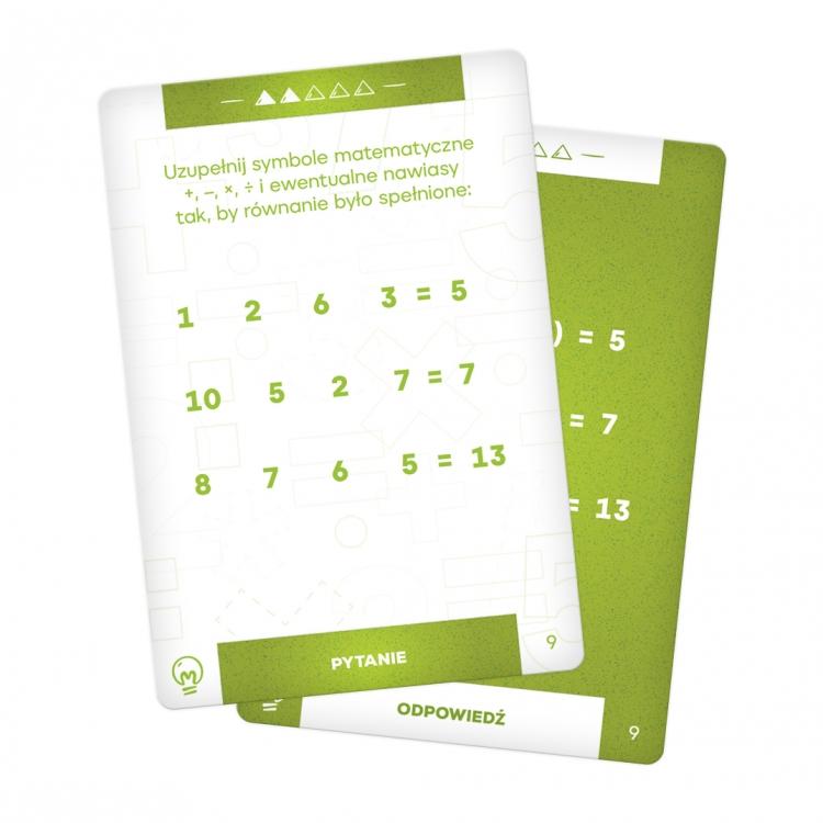IQ Fitness - Zadania matematyczne (28482)
